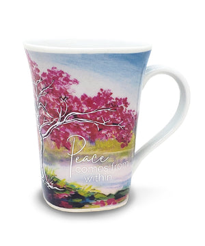 Peace - Color Changing Story Mug