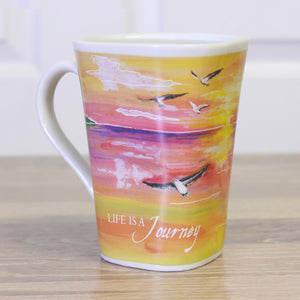 Journey - Color Changing Story Mug