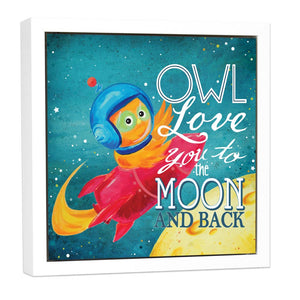 Open Art - Owl Moon