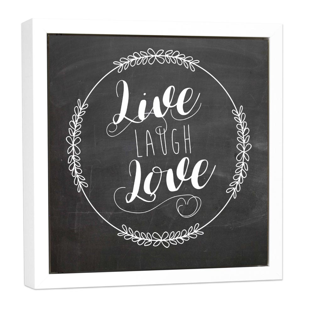 Open Art - Live Laugh Love