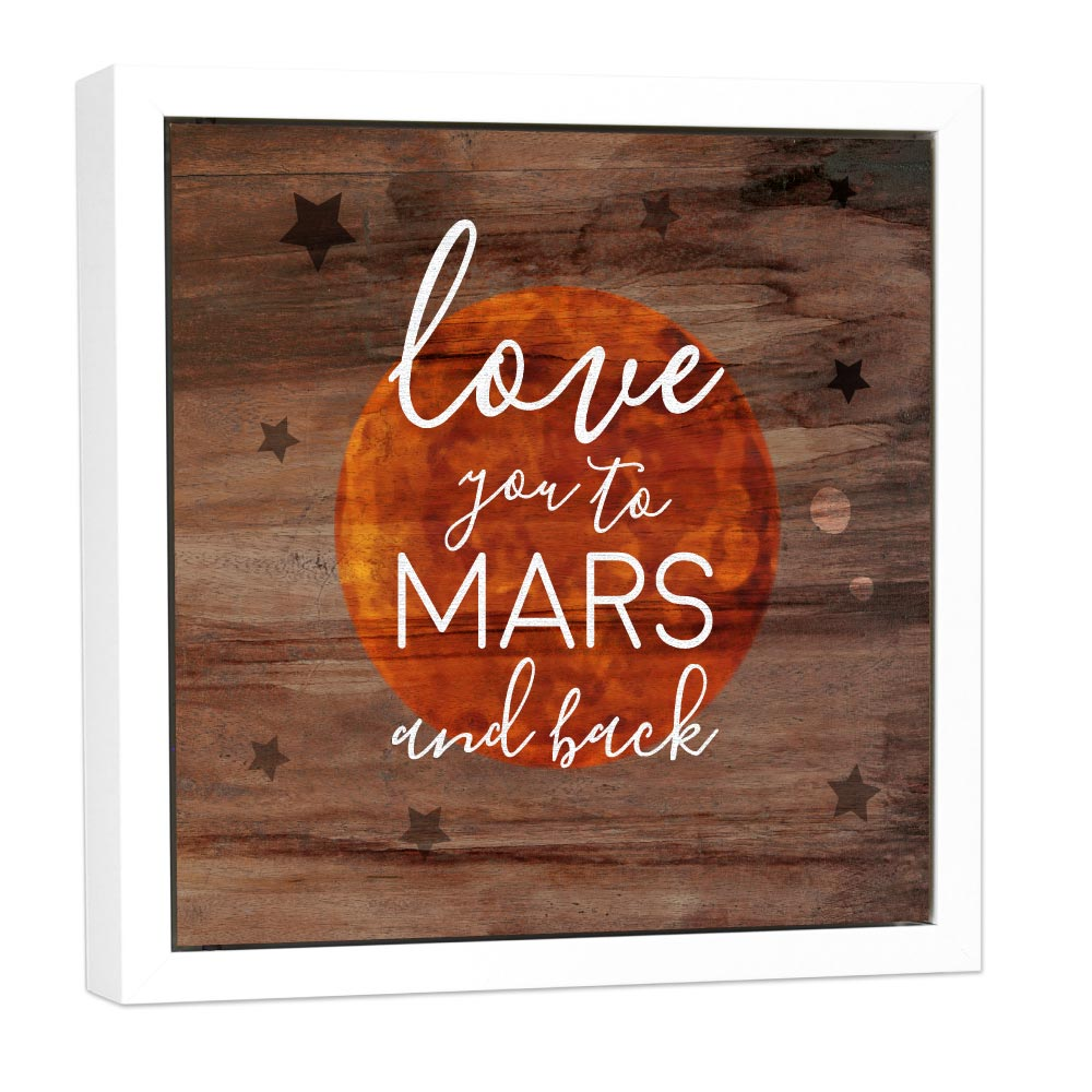 Open Art - Love Mars