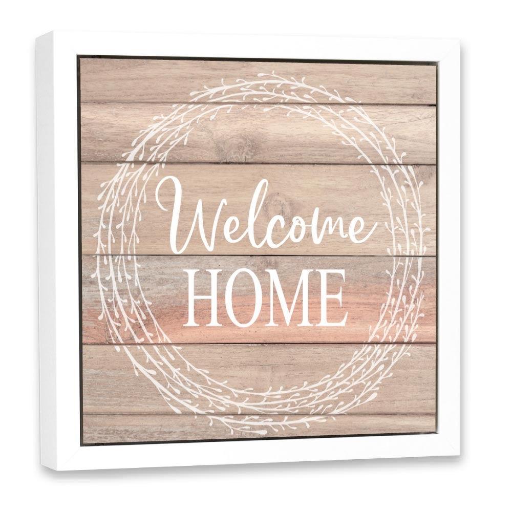 Open Art- Welcome Home