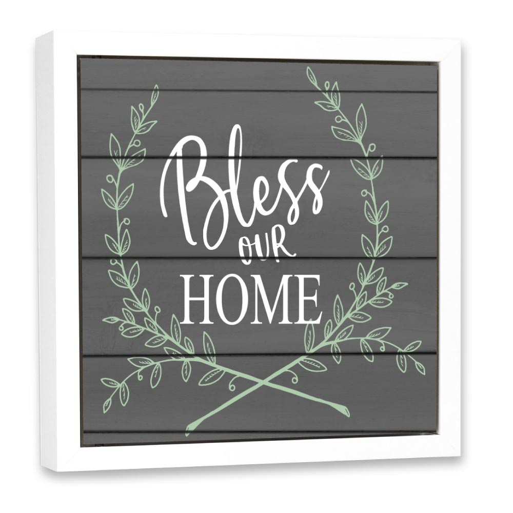 Open Art - Bless Our Home