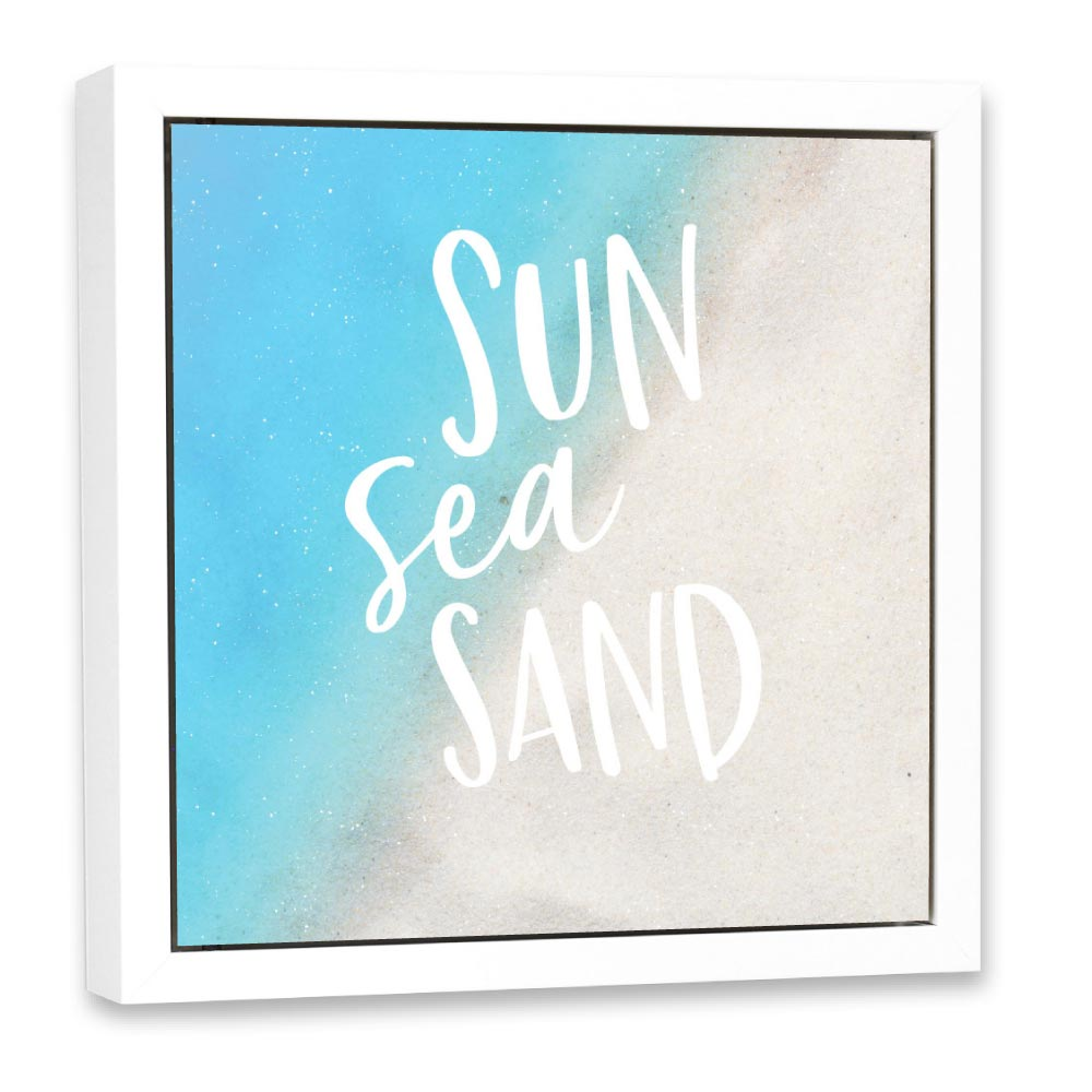Open Art - Sun Sea Sand