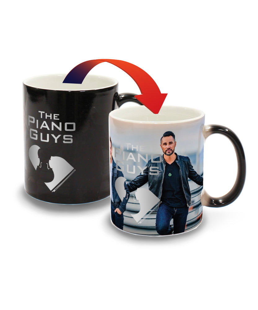 The Piano Guys - Color Changing Mug Experience