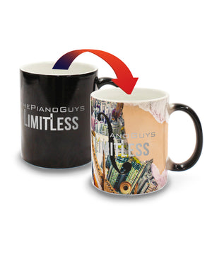The Piano Guys Limitless - Color Changing Mug Experience
