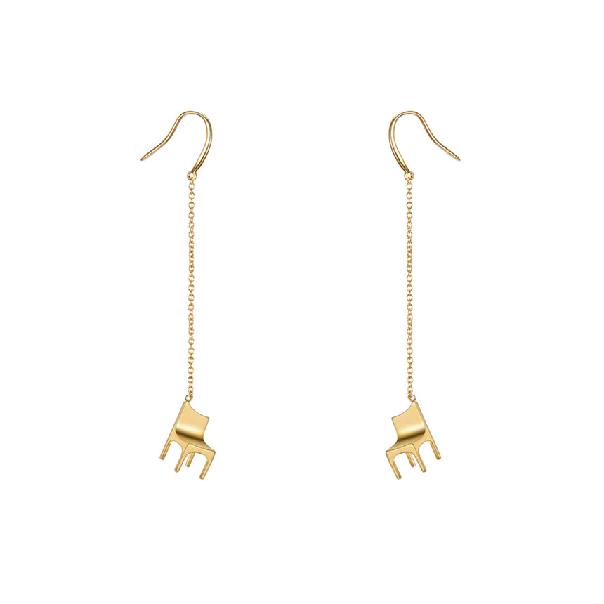 BRIQUE | FURNITURE TRIP EARRINGS
