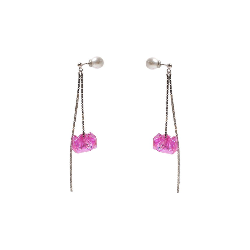 CCHEN2G | I AM:EMERGING SINGLE BUBBLE EARRINGS