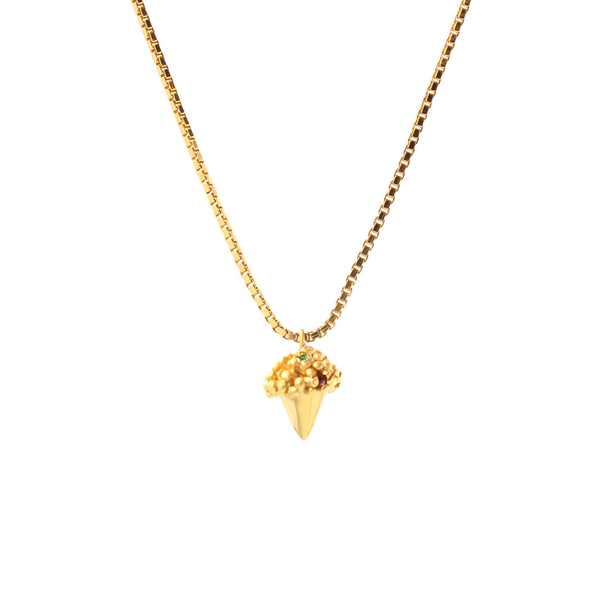 LIVENQIAN | ICE CREAM NECKLACE