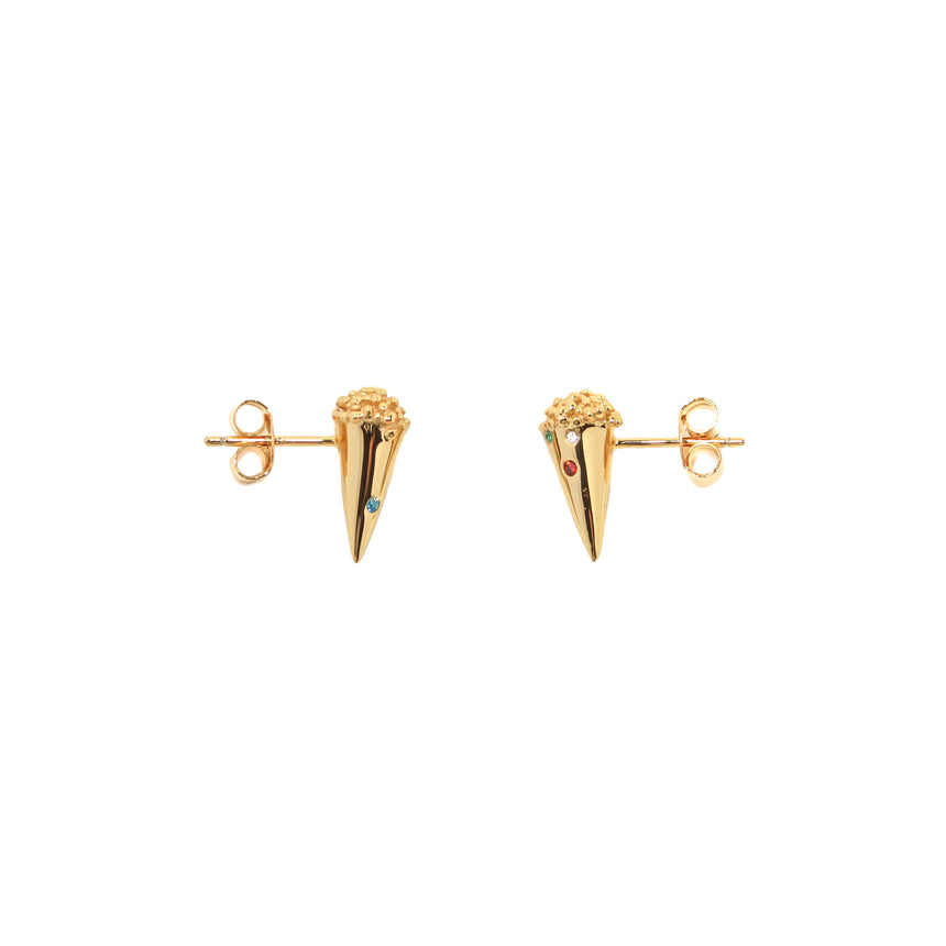 LIVENQIAN | YOUNG JACK EARRINGS