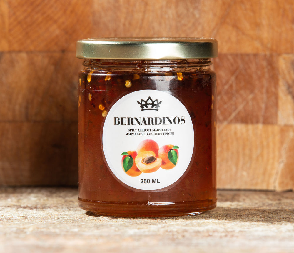 Load image into Gallery viewer, Bernardinos Apricot Marmelade