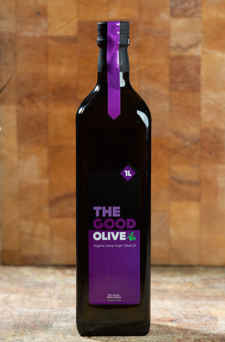 The Good Olive Oil