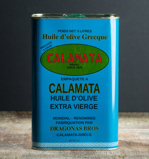Load image into Gallery viewer, Calamata Olive Oil 3L