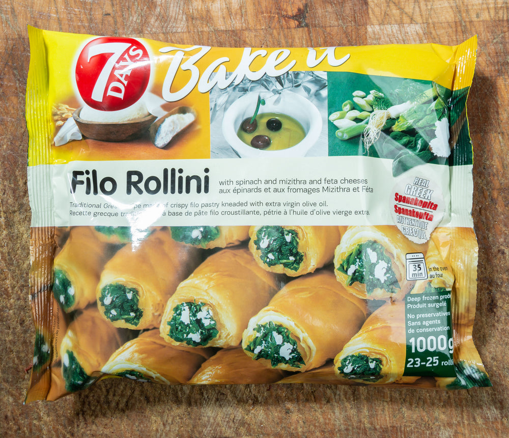7Days Spinach Rollini