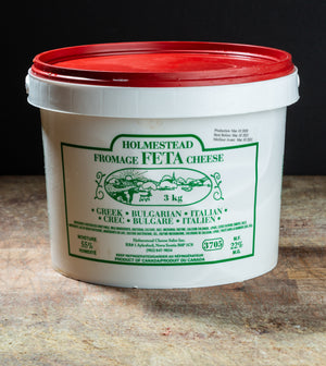 Load image into Gallery viewer, Holmestead Canadian Feta 3Kg