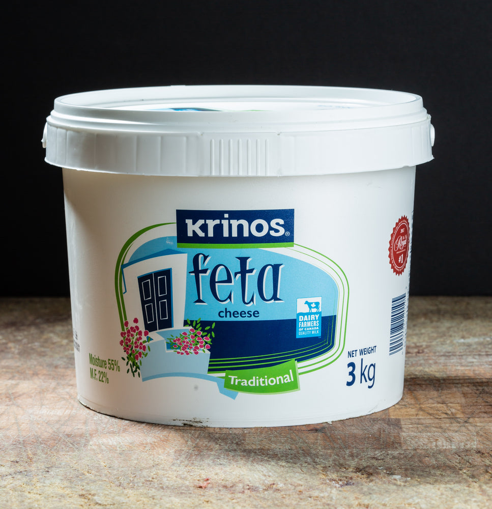 Load image into Gallery viewer, Krinos 3kg canadian feta