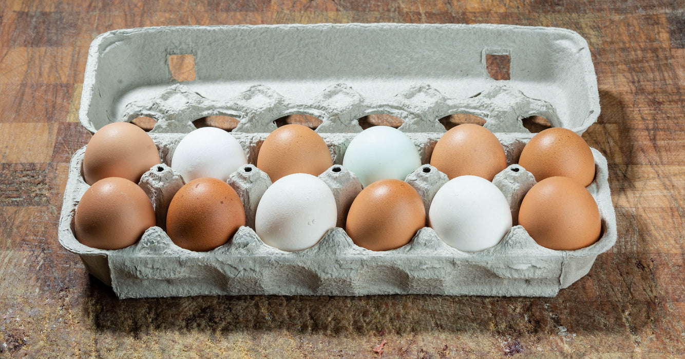 Heritage Farms Eggs