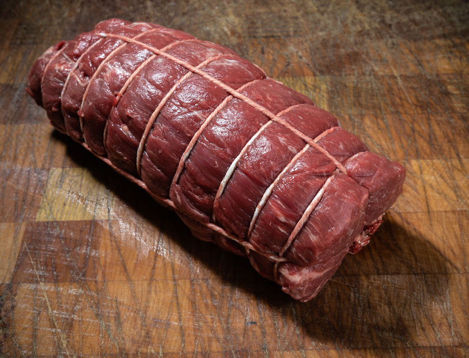 Black Angus Beef Tenderloin Roast