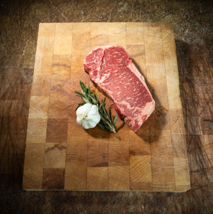 Black Angus New York Striploin