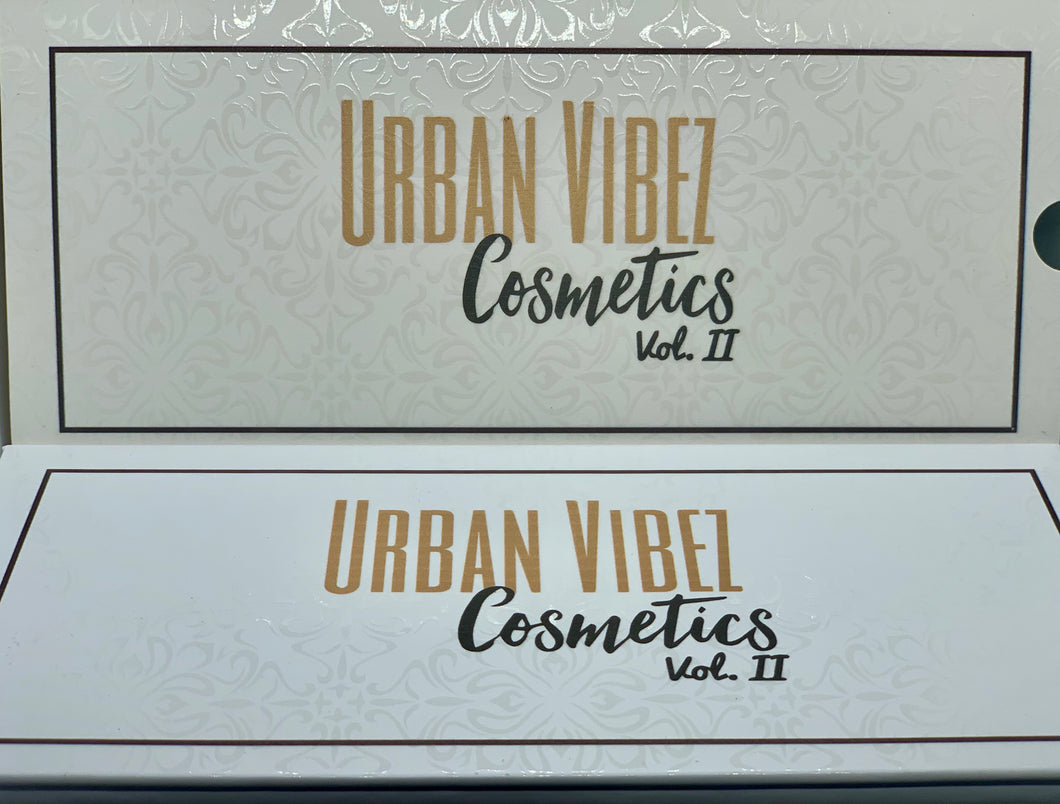 Urban Vibez Cosmetics Vol. II