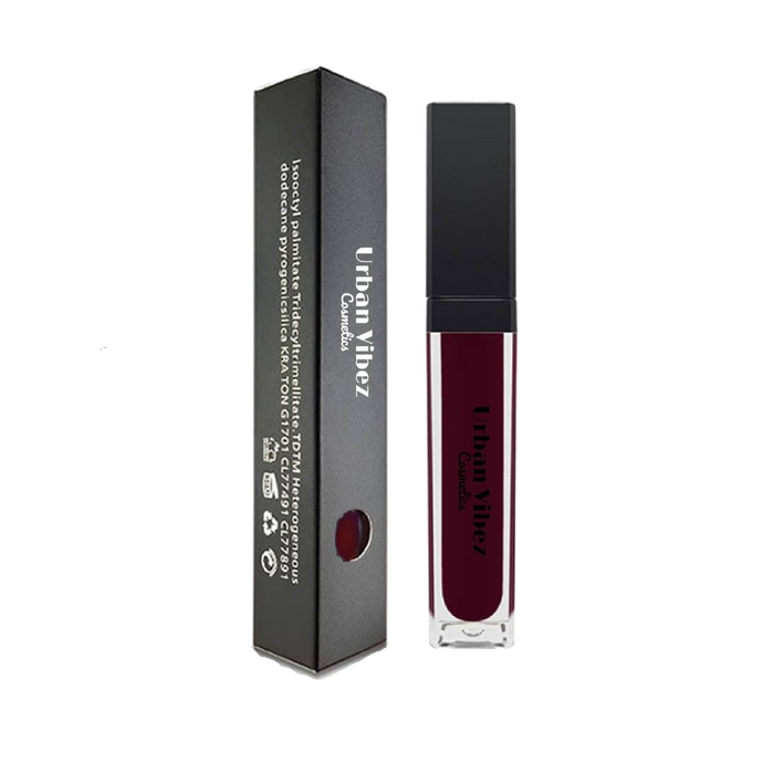 Matte Liquid Lip Glaze-Bad B****
