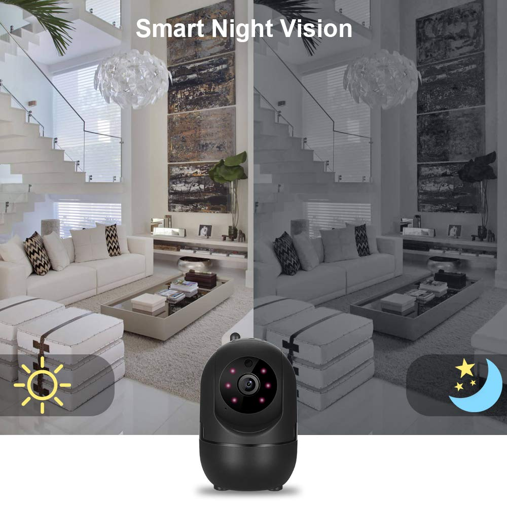 Human Home Security Surveillance CCTV