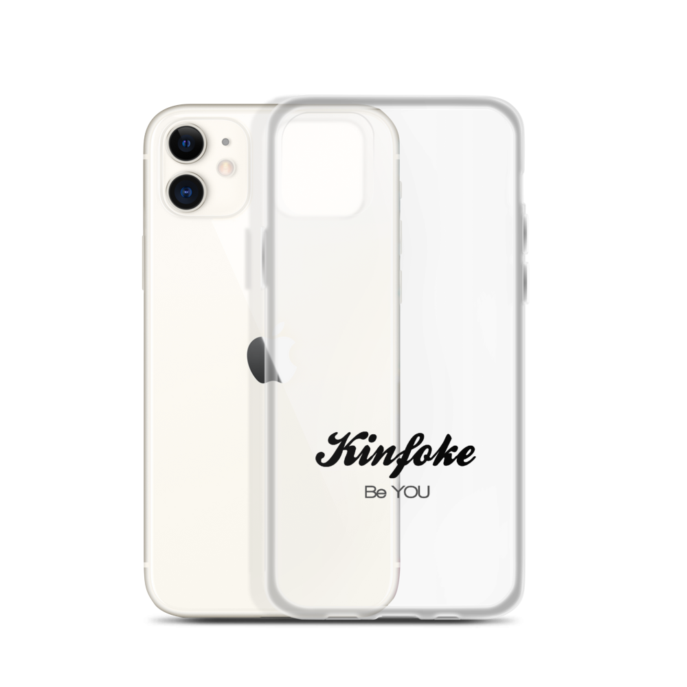 "Kinfoke ""Be YOU"" iPhone Case"
