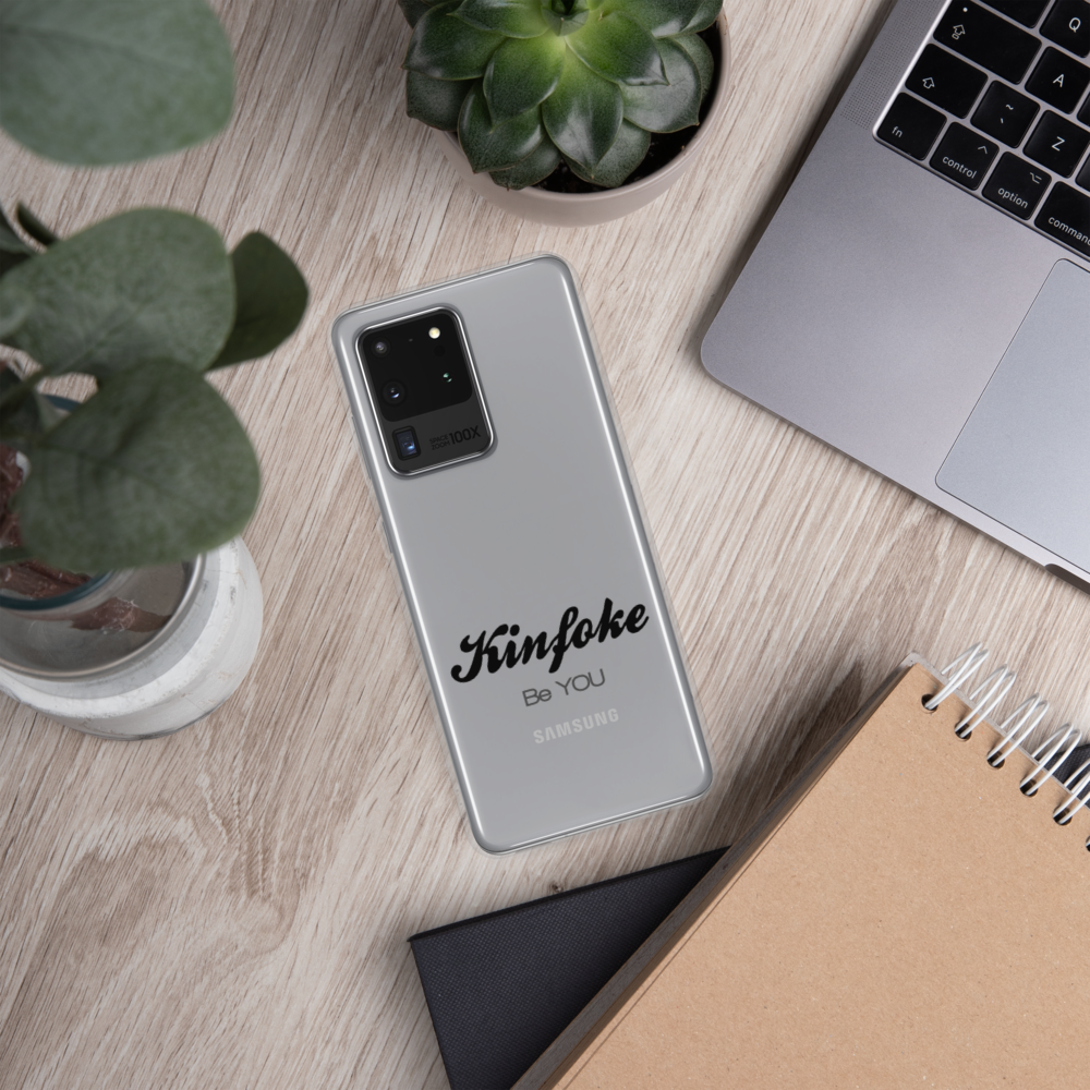 "Kinfoke ""Be YOU"" Samsung Phone Case"