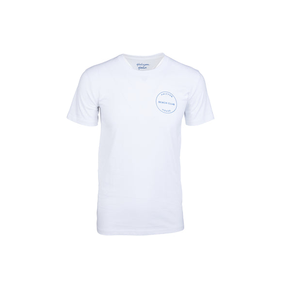 Halcyon House Men T-Shirt White