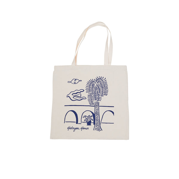 Halcyon House Tote Bag