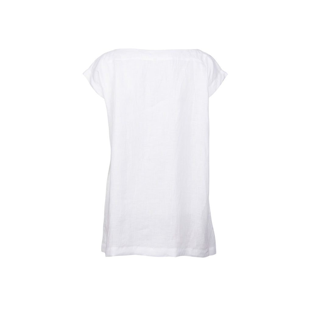 Bellingen Top White
