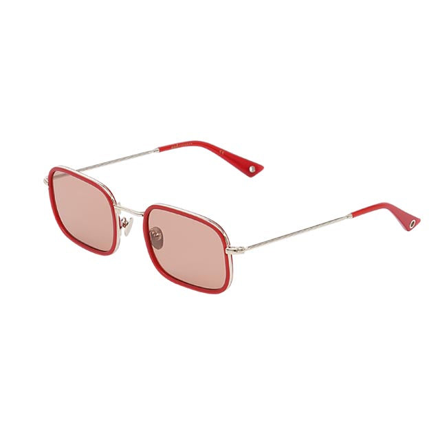 Three Sunglasses Smokey Red