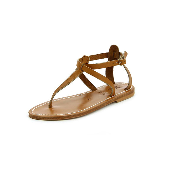 Buffon Pul Natural Sandals