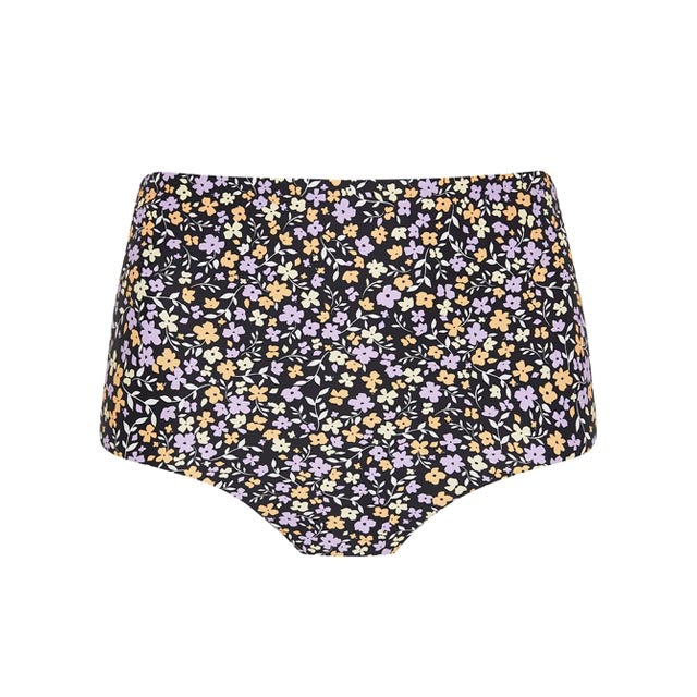 The High Waist Brief Wild Primrose