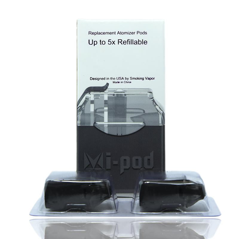 Mi-Pod Replacement Pods 2 Pack | $7.59| Fast Shipping