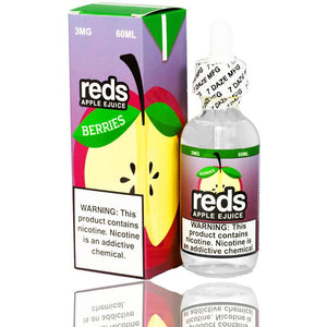 Reds Berries eJuice by Reds Apple eLiquid | Vapor Boss