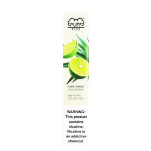 Puff Plus Lime Agave | Fast Shipping| $11.89