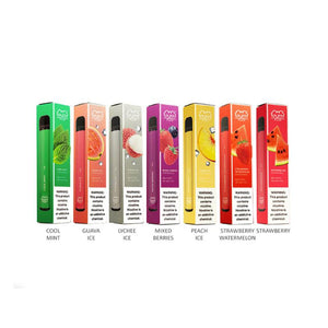 Puff Plus | New Flavors | $16.99