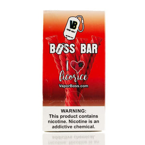 Boss Bar I love licorince  | $7.95 | Fast Shipping
