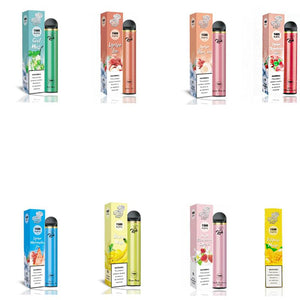 Zush Bar Disposable Vape  | 1500 Puffs | $14.99