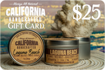 California Handcrafted Gift Card