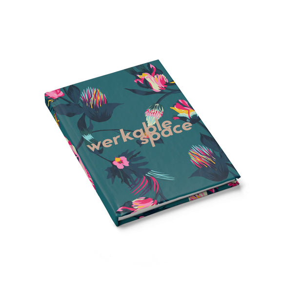 Werkable Journal - Floral