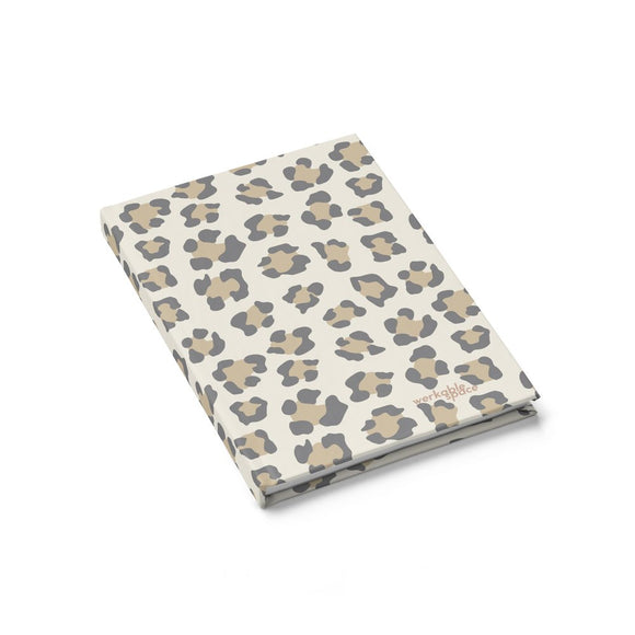 Werkable Journal - Leopard