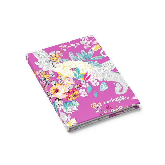 Werkable Journal - Paisely