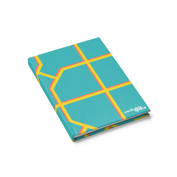 Werkable Journal - Teal