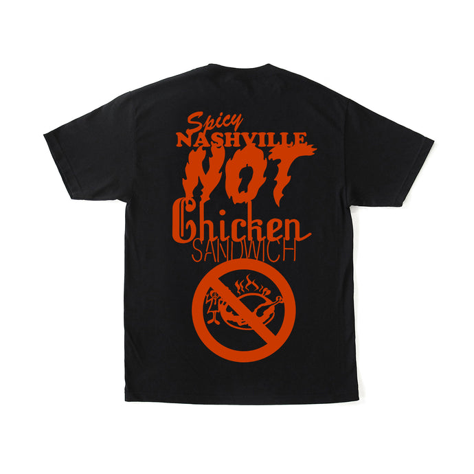 EXTRA X GRANDEZA - NASHVILLE HOT CHICKEN T-SHIRT