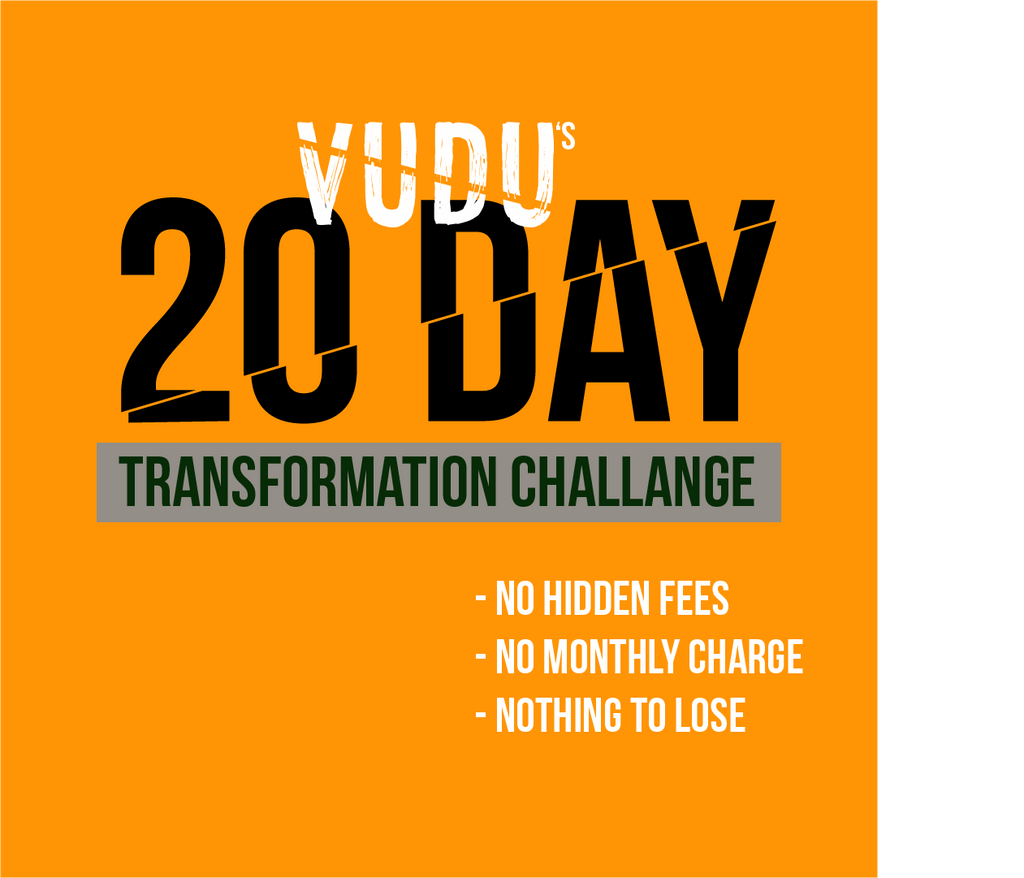 20 Day Workout Challenge