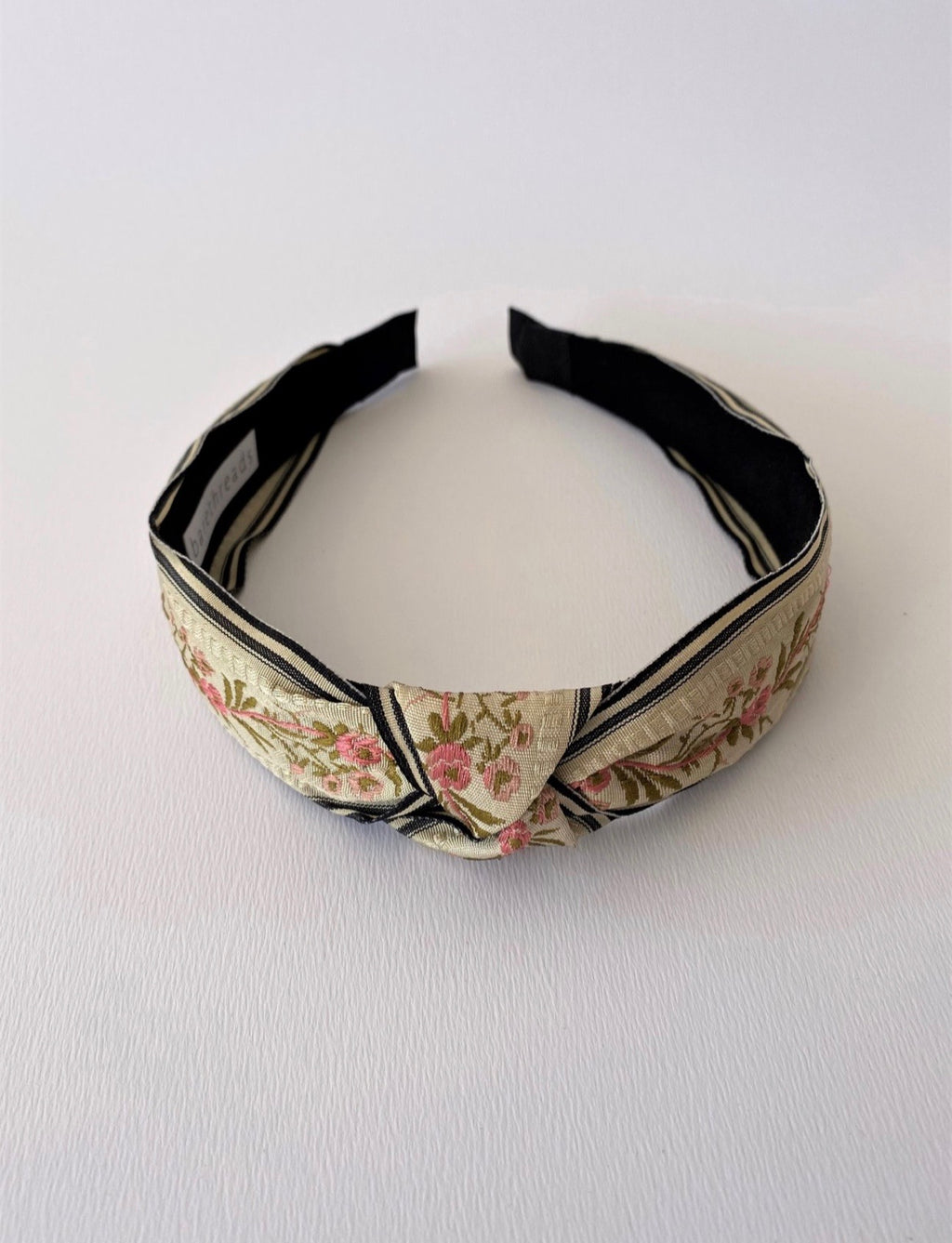 THE PRIMROSE EMBROIDERED BAND