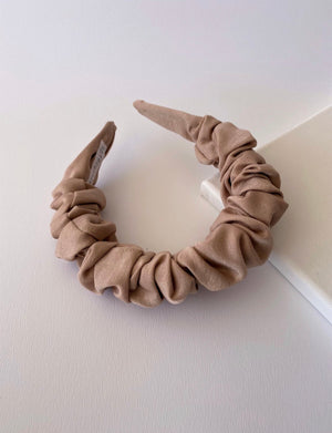 THE PAIGE SCRUNCHIE BANDS