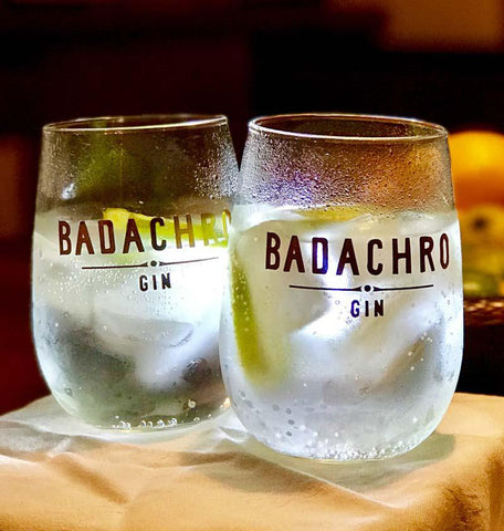 Badachro Gin & Tonic Serve